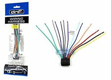 JVC KW-NX7000 KWNX7000 KW-AVX710 KWAVX710 Wiring Harness Wire Harness CoPPER