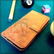 Luxus Leder Tasche für iPhone 5/5s Flip Case Etui Handytasche Cover Schutzhülle
