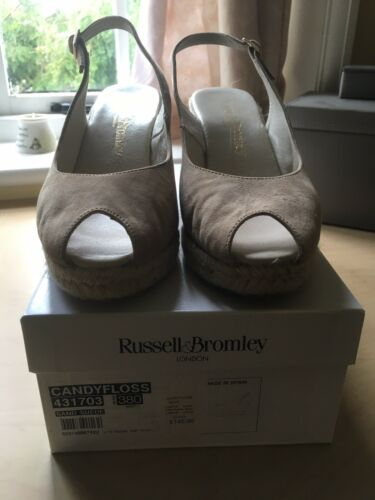 Russell & Bromley Candyfloss Shoes Size 38