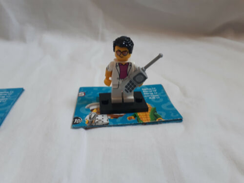 Figures for selecting Lego Minifigures Series 17 71018