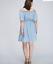 Lane-Bryant-Chambray-Off-The-Shoulder-Fit-Dress-Plus-14-16-18-20-26-28-1x-2x-4x thumbnail 4