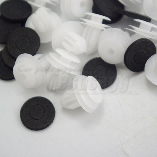 20Pcs Clips Trim Panel Retainer Door Clip Nylon Fastener For Toyota Tundra RAV4