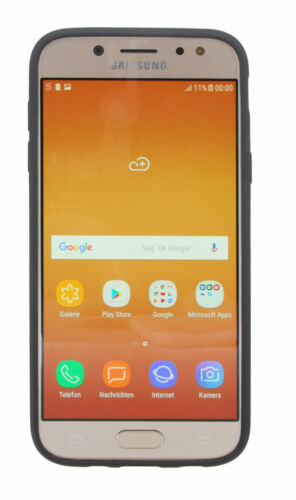 protector de pantalla Silicona Funda silicona cáscara Case para Samsung Galaxy j3 2017