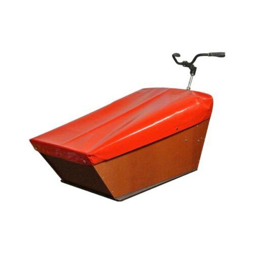 NEW De Poort Bakfiets/Workcycles Flat Box Tarpaulin Raincover - LONG