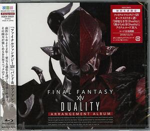 Juego-de-musica-final-Fantasy-XIV-dualidad-arreglo-album-Japon-Blu-ray-J50