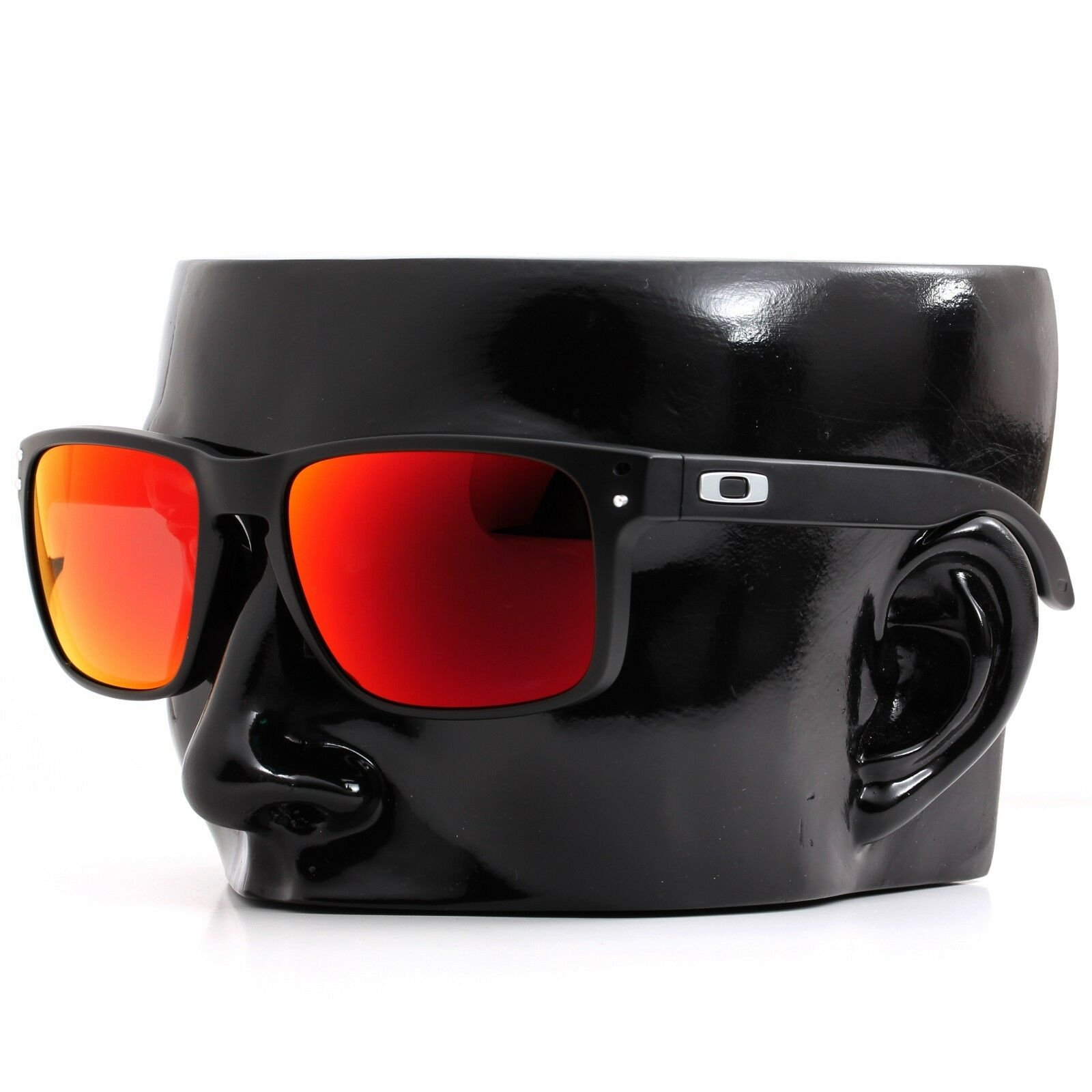 oakley holbrook red iridium polarized