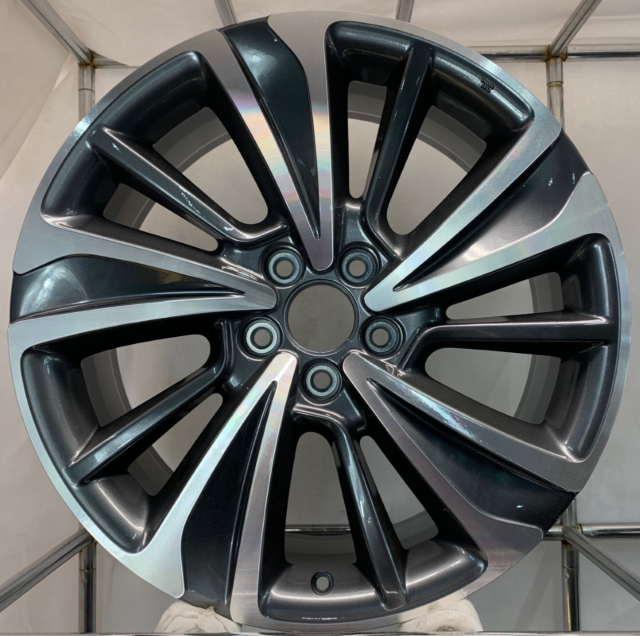 """Acura MDX 2017-19 20"""" X8 Machined Charcoal OEM Factory"""