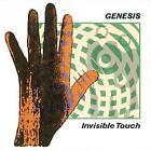 Invisible Touch (2016 Reissue LP) von Genesis (2016)