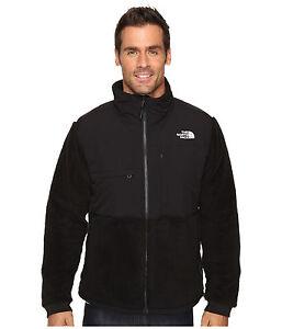 New Mens The North Face Novelty Denali Jacket Coat Black Grey Blue Green Sherpa