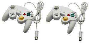 2x Controller,Gamepad,Joypad,Joystick für Nintendo Gamecube und Nintendo Wii