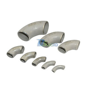 16MM-60MM-Short-Radius-Butt-Weld-Elbow-90-Degree-SUS-SS304-Pipe-Fitting
