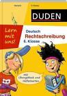 Duden - Lern mit uns! Deutsch Rechtschreibung 6. Klasse von Elke Spitznagel (2011, Gebunden)