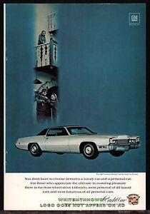 1969-CADILLAC-Silver-Fleetwood-Eldorado-Sixties-60s-1960s-Car-AD