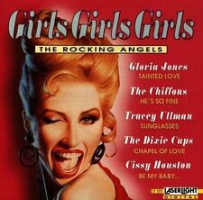 Girls Girls Girls-The Rocking Angels Betty Everett, P.P. Arnold, Gloria J.. [CD]