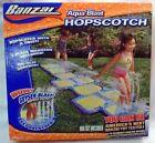 Banzai Aqua Blast Hopscotch Water Splash Pad New