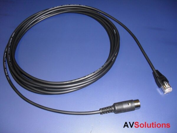 18 M. - Rj45/8-pin Powerlink Beolab Speaker Cable For Bang & Olufsen B&o (hq) Grade Producten Volgens Kwaliteit