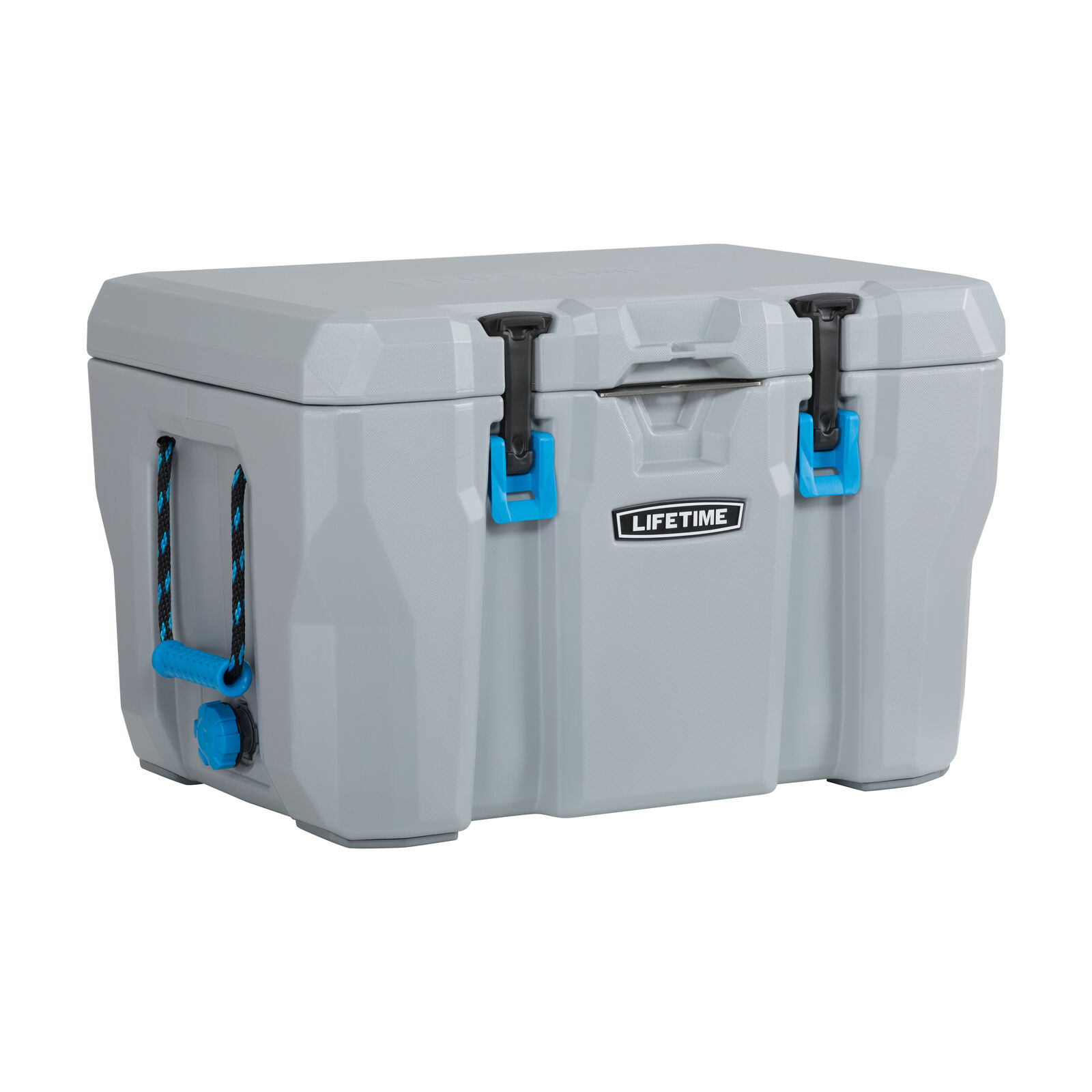 Heavy Duty Cooler  55 Quart Ice Chest Durable Camping Fishing 7 Day Ice Retention  big savings