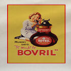 Momia Dice It Must Be Bovril - Panel De Tela Hacer Cojín Tapicería Manualidades