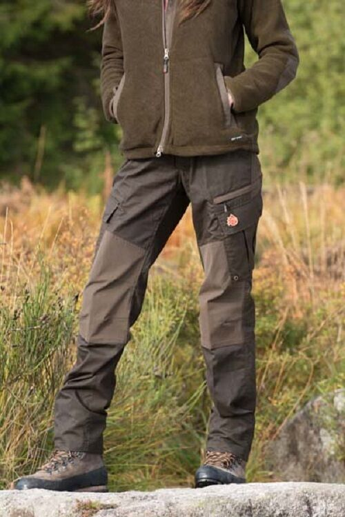 SHOOTERKING women's hunting pants with Stretch Cordura+ Ripstop Zahedi-Predec