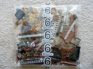 LEGO-The-LEGO-Movie-Rare-MetalBeard-039-s-Sea-Cow-70810-Bag-6-Sealed