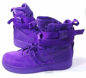 2f8dd382afb0a0 Nike Special Force Air Force 1 Court Purple Prm SF AF1 864024 500 ...