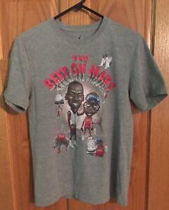 af9a95000a2d98 Nike Air Jordan 3 Michael Jordan Spike Lee The Best On Mars T Shirt ...