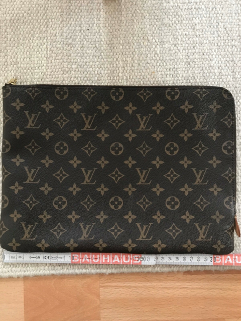 Computertaske, Louis Vuitton, Louis Vuitton pochette Ajour…