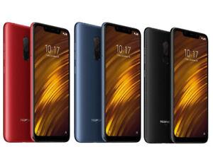 Xiaomi POCOPHONE F1 M1805E10A | 64GB 6GB RAM | Dual Sim | Unlocked Korean Ver.