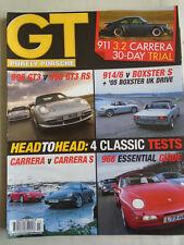 GT Porsche Mar 2005 996 GT3 vs GT3 RS, 914/6 vs Boxster S, 968 guide