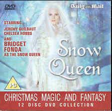 SNOW QUEEN - Starring Bridget Fonda - Magic & Fantasy Movie DVD