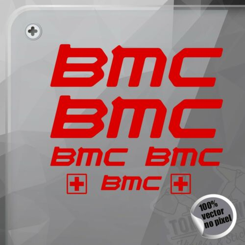 PEGATINA KIT BMC SWITZERLAND BIKES DECAL VINYL STICKER AUTOCOLLANT