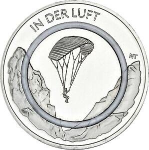 Deutschland-10-Euro-2019-Luft-Gleitschirm-Polymerring-Gedenkmuenze-bankfrisch