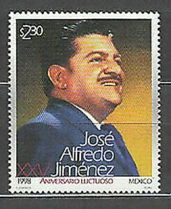 Mexico - Mail 1998 Yvert 1843 MNH Character