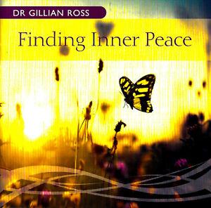 Dr Gillian Ross - Finding Inner Peace BRAND NEW SEALED MUSIC ALBUM CD