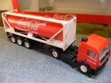 1/87 Herpa Albedo MB SK Coca Cola 30ft Container SZ 400154