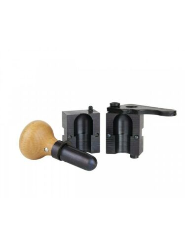 Lyman 1-Cavity Foster Slug Mold 12 Gauge 525 gr with Lee handles 2654112+90005