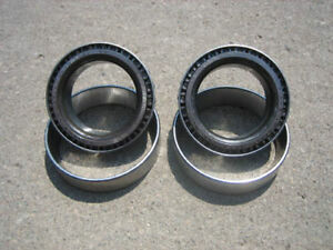 2-9-034-Inch-Ford-Timken-USA-Carrier-Side-Bearings-amp-Races-2-89-034-LM102910-49