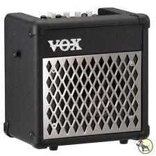 Vox MINI5 Rhythm Modeling 5-Watt Battery Powered Guitar Combo Amplifier Amp