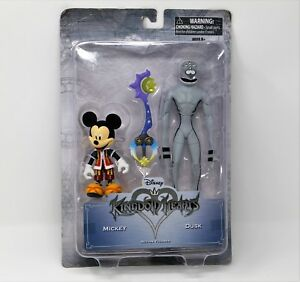 Details about Disney Kingdom Hearts Mickey Mouse Dusk Action Figures