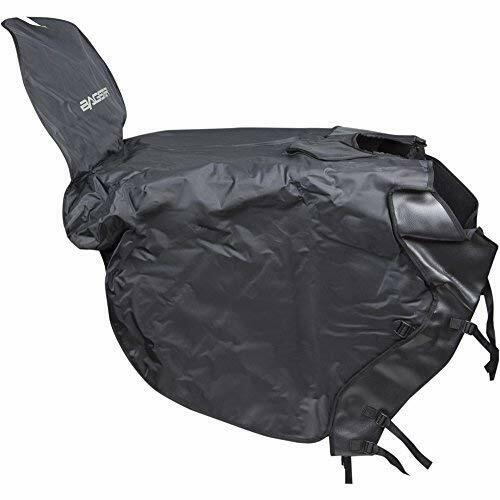 negro tamaño único Bagster 4551b pierna manta Scooter grandes