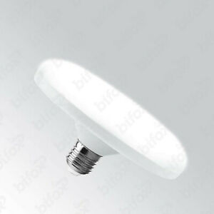 LAMPADA-LED-UFO-DISCO-LAMPADINA-BULBO-E27-LUCE-25W-4000K-DA-INTERNO-SFERA-GLOBO