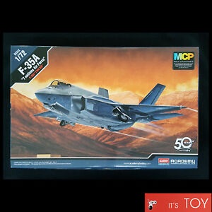 Academy-1-72-F-35A-034-7-Nations-Air-Force-034-MCP-Aircraft-Plastic-model-kit-12561