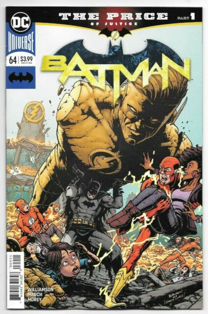 DC Comics BATMAN #64 first printing cover A