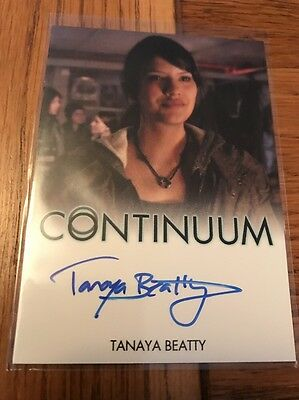 Continuum Season 3 Promo Card P1