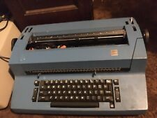 Ibm Selectric Ii Currently Untested And Listed As Is