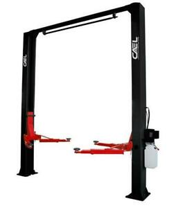 Brand New 10,000lbs. 2-Post Overhead (clear floor) Car Lift - HPL10 Canada Preview