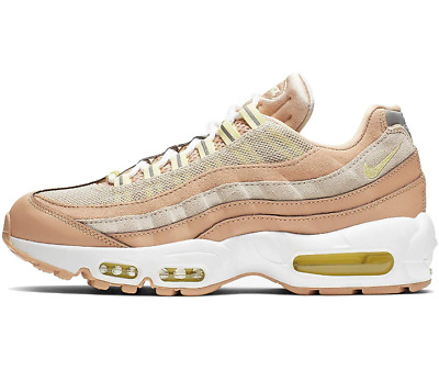Details about Nike Air Max 95 Beige Desert Women's Sneakers