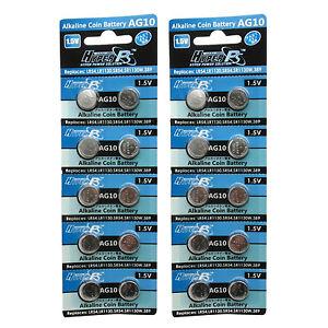 20PCS-AG10-LR54-189-387-389-390-LR1130-1-5-V-Alcaline-Bouton-Cellule-Batterie-hyperps