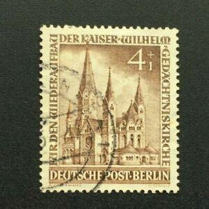 Timbre-BERLIN-Yvert-et-Tellier-n-92-Obl-Cyn37-Stamp
