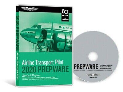 ATP 2019 Airline Transport Pilot ASA Test Prep 2019 Study and Prepare